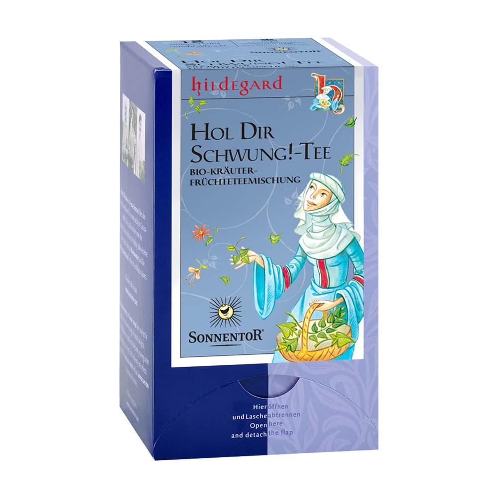Sonnentor Hol Dir Schwung Tee Hildegard 18 Btl