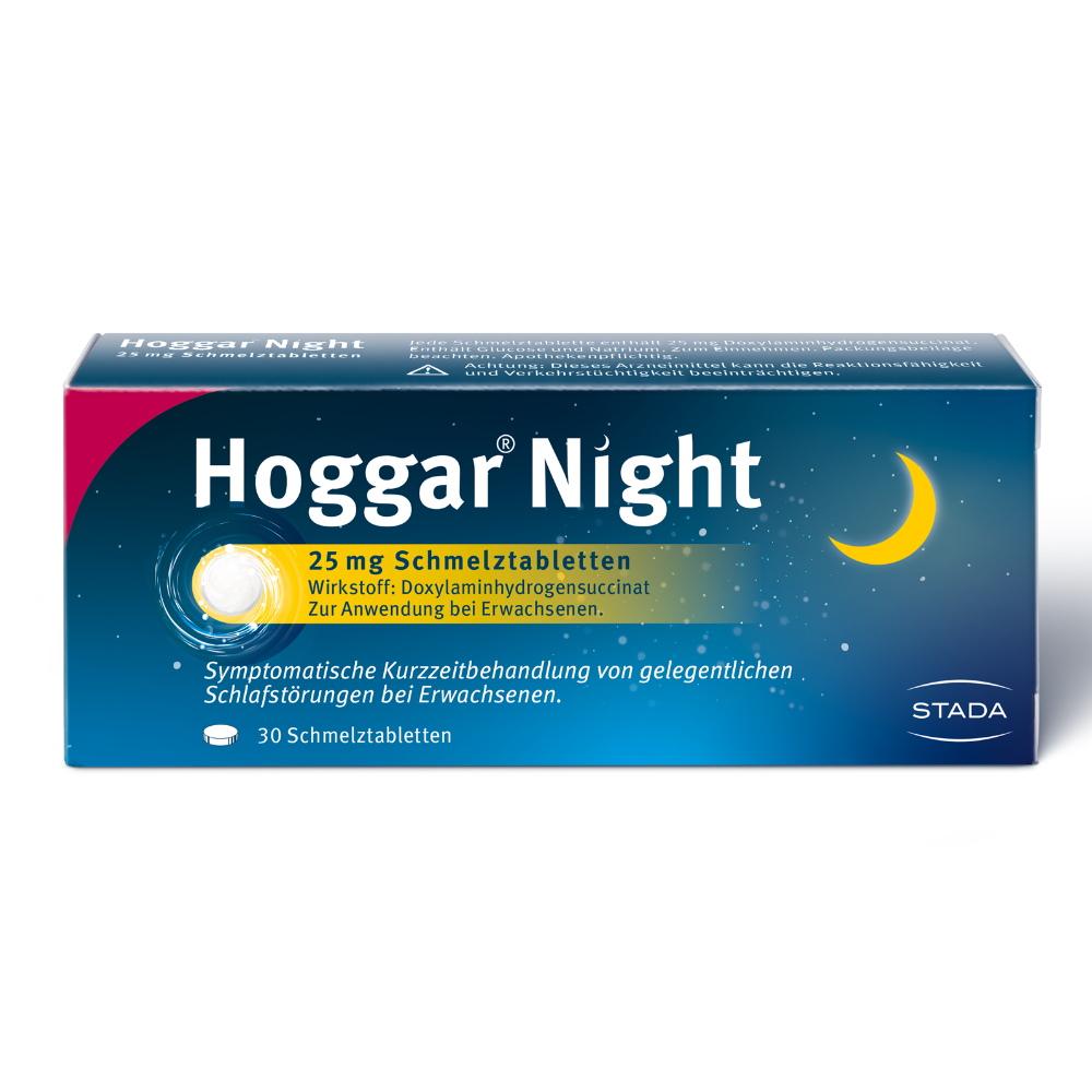 hoggar night schlaftabletten